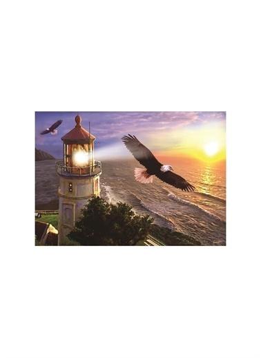 Art Puzzle Art Puzzle Gündoğumu' Nda Yüksek Uçuş 1000 Parça Puzzle Renksiz